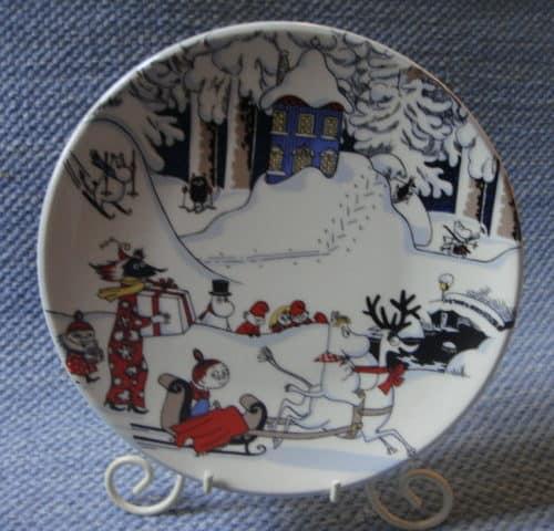 Uusi Joululautanen (iso)