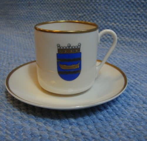 Uusimaa kahvikuppi