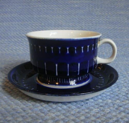 Valencia kahvi-ja teekupit