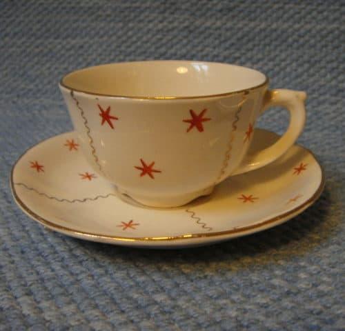 Viktoria kahvikuppi