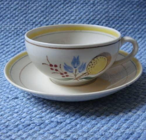 Windflower kahvi/teekuppi