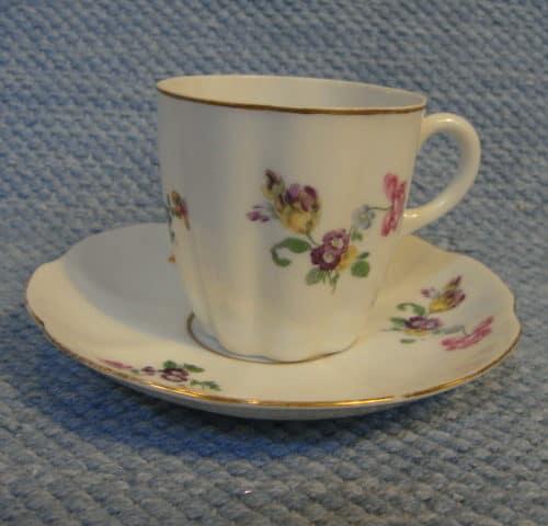 XA-mallin kahvikuppi