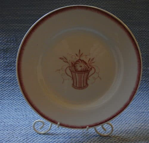30-luvun alun lautanen