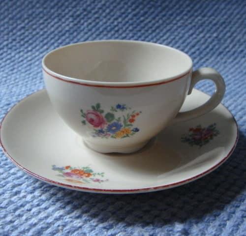 30/40-luvun kahvikuppi