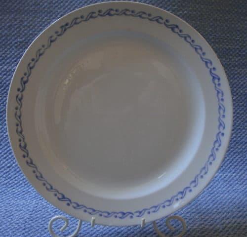 30/40-luvun lautanen