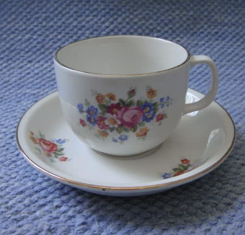 A-mallin kahvikuppi