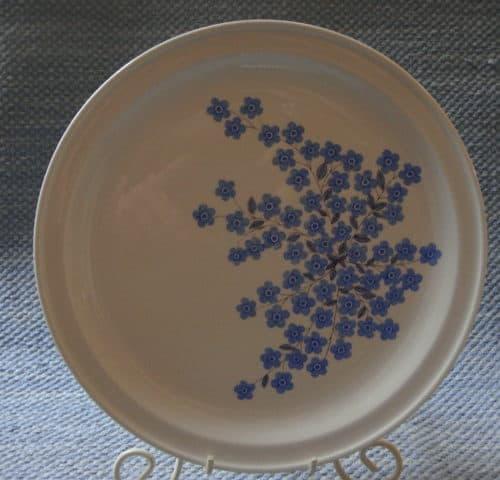 A-mallin lautanen