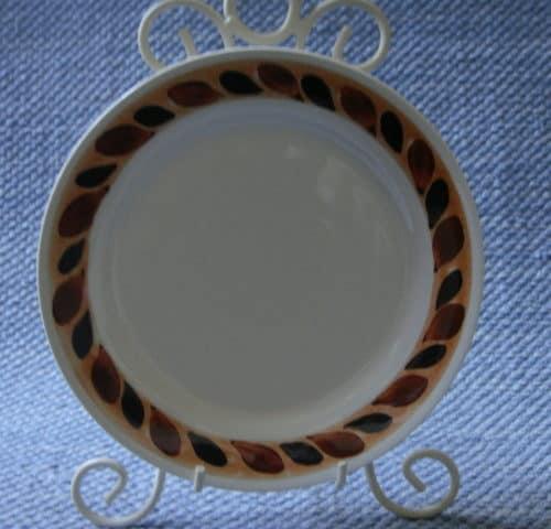Aallokko lautanen