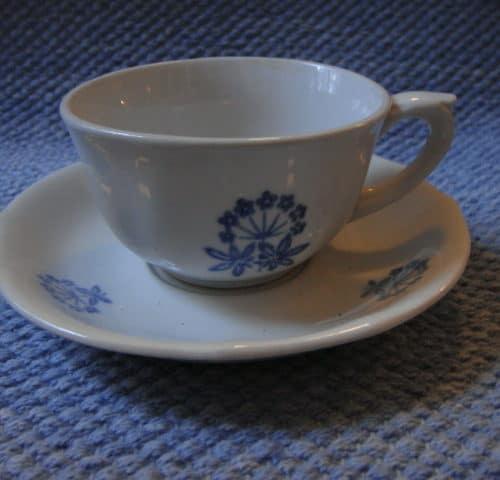 AS-mallin kahvikuppi