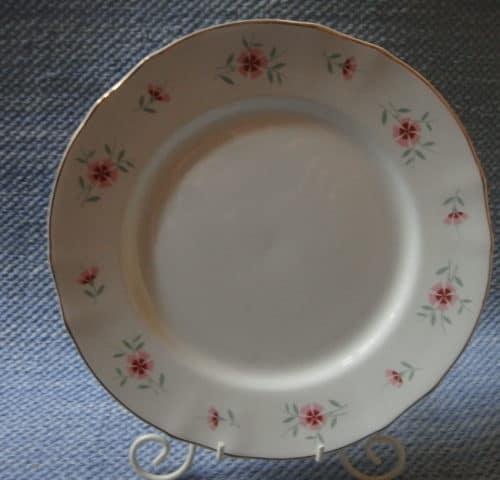 AS-mallin lautanen 70-luvulta
