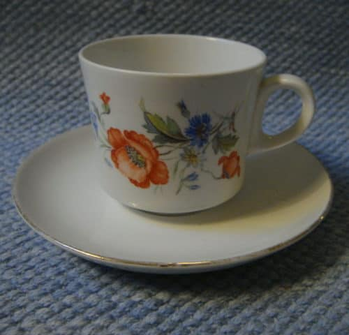 BR-mallin kahvikuppi
