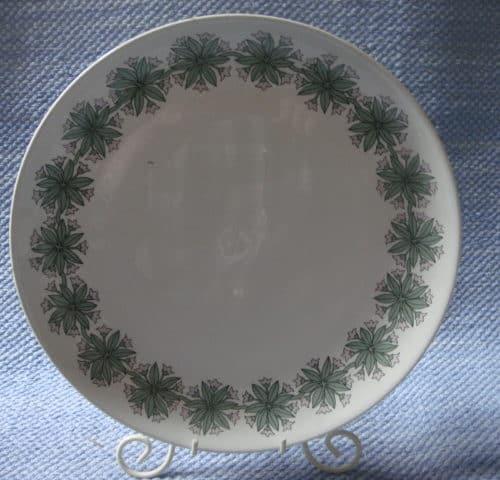 BR-mallin lautanen