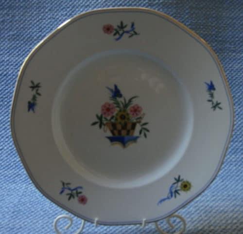 CU-mallin lautaset