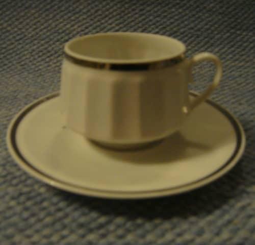 DG-mallin kahvikuppi