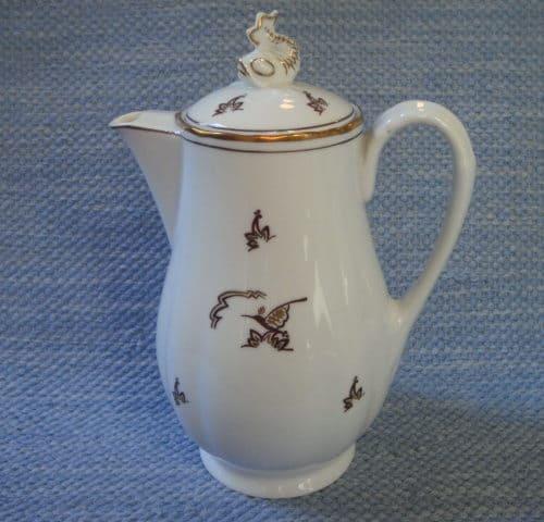 DK-mallin kahvikannu