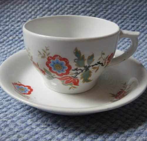 DK-mallin kahvikuppi