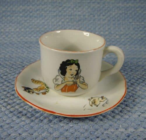 Lumikki kahvikuppi