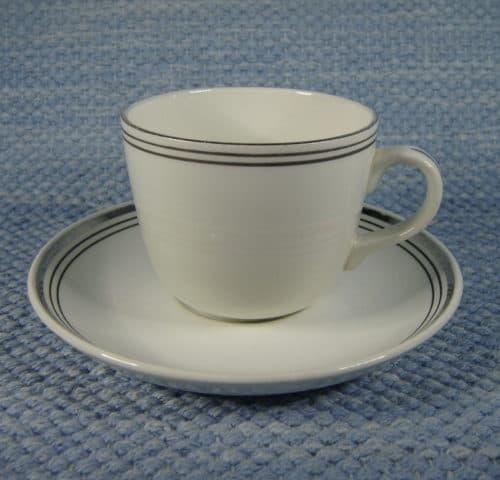 Platina kahvikuppi