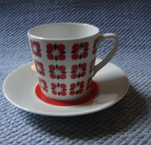 Eveliina kahvikuppi