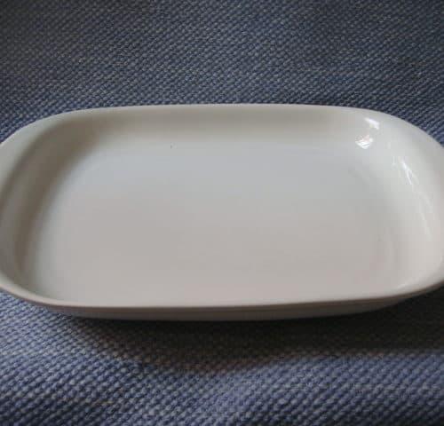 FL-mallin valkoinen iso vati