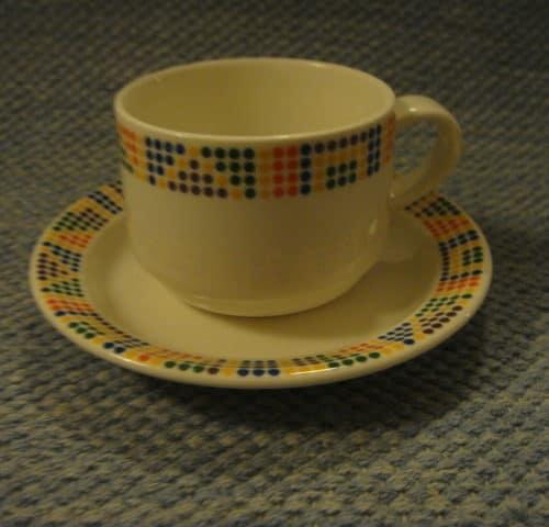 Forte mallin kahvikuppi