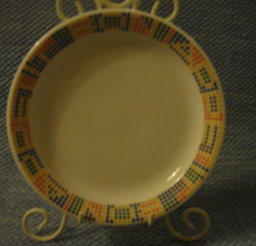 Forte mallin lautanen