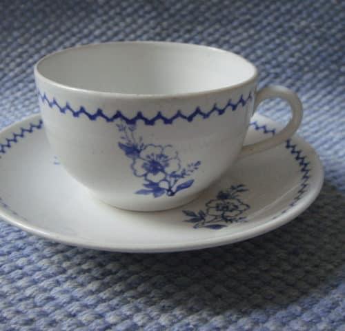 GB-mallin kahvikuppi