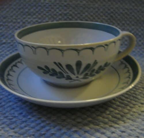 Green Thistle teekuppi
