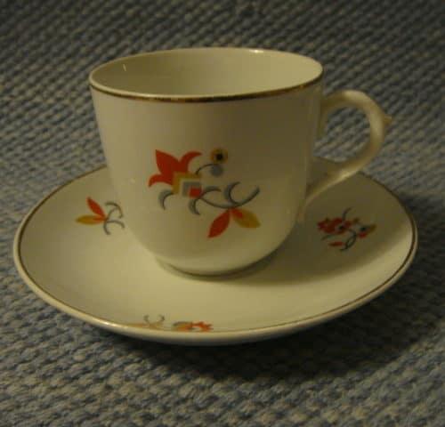 Kahvikuppi 30-luvulta