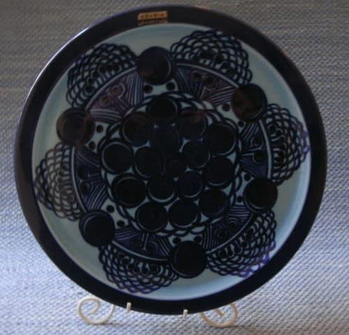 Käsinmaalattu lautanen 29 cm
