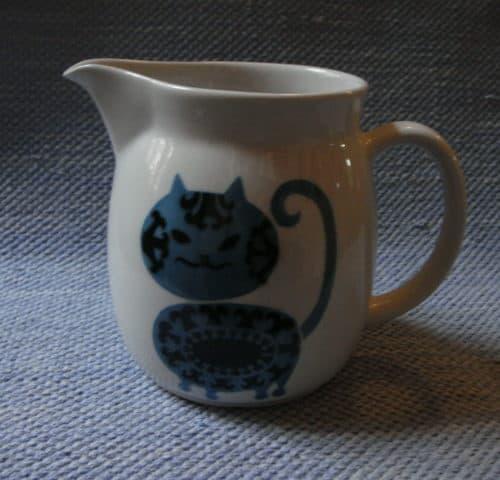 Kissa maitokannu