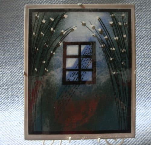 Kodin ikkuna