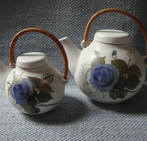 Kukka-teekannut