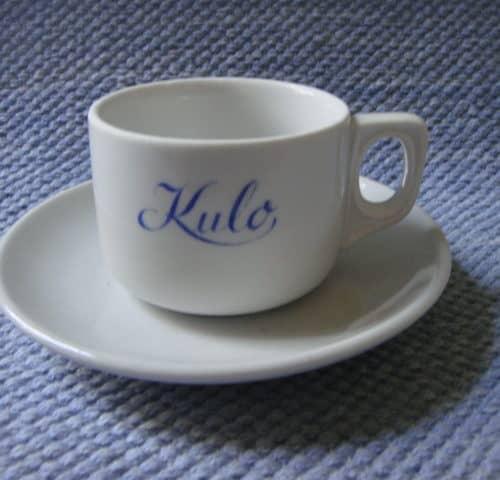 Kulo kahvikuppi