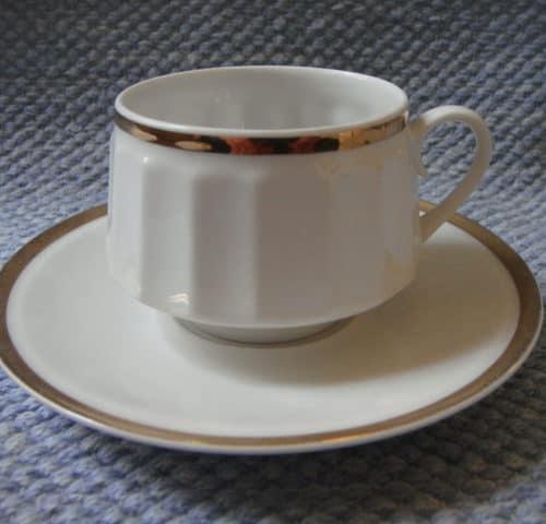 Lady kahvikuppi