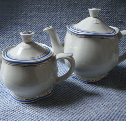 Lotta tee-ja vesikannu