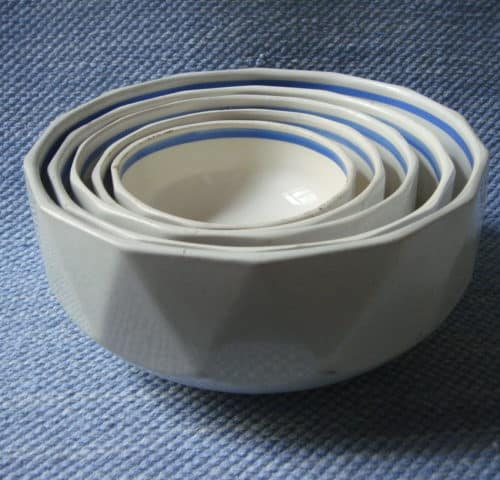 M-mallin Siniraita-kulhot