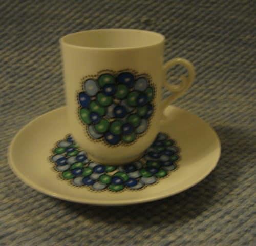 Marina kahvikuppi