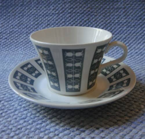 NG-mallin kahvikuppi