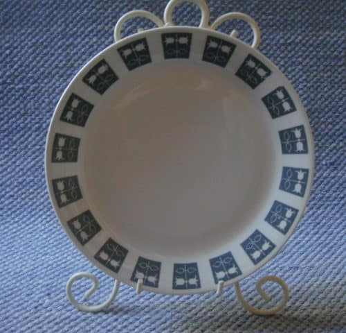 NG-mallin lautanen