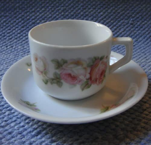 OE-mallin kahvikuppi