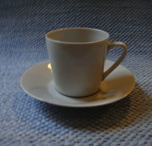 OT-mallin kahvikuppi