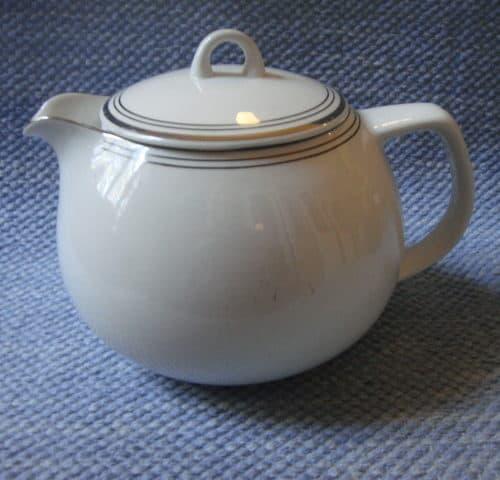 Platina kahvi/teekannu