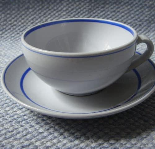 R-mallin teekuppi