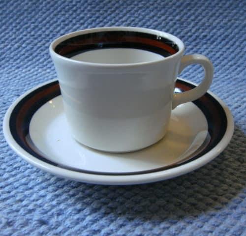 Raita kahvikuppi