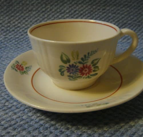 RD-mallin kahvikuppi
