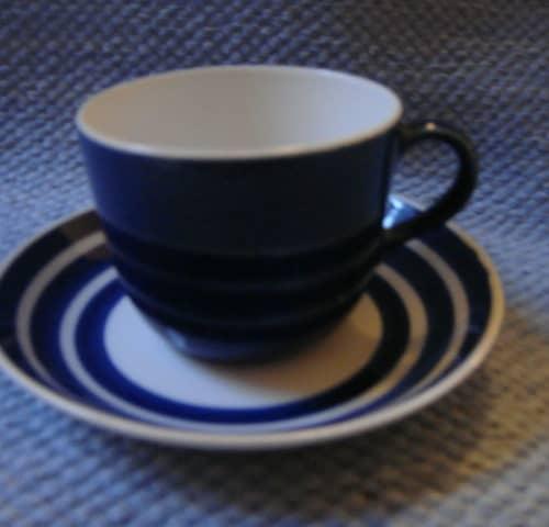Rengas kahvikuppi