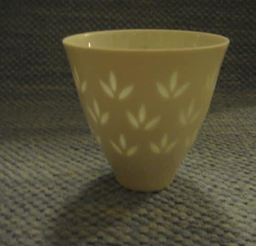 Riisiposliini pieni kulho/malja