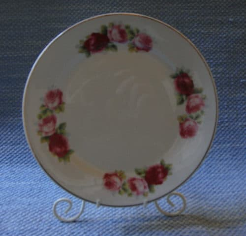 Ruusu lautanen