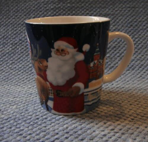 Santa Claus muki 0